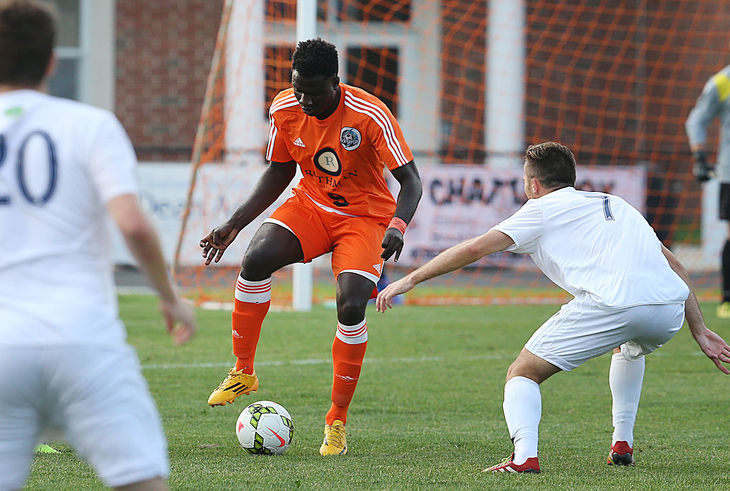 John Manga Ocean City Noreasters Reading United PDL Soccer New Jersey