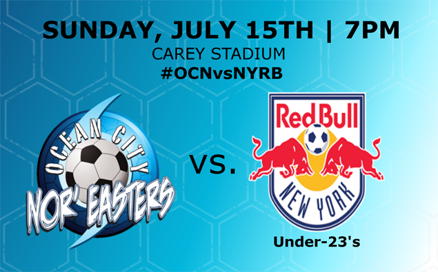PREVIEW: Nor'easters host Red Bulls U-23s in must-win season finale tonight
