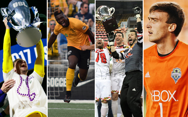 2017 Nor'easters in the Pros report: Making USL history, MLS playoff drama, Kentucky Derby and more