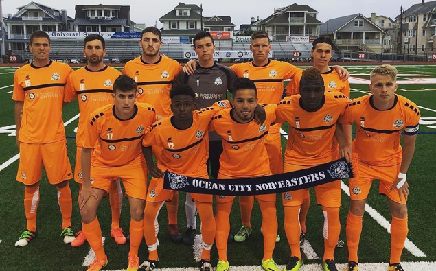 Nor'easters open 2017 PDL season with 4-1 win over Evergreen FC