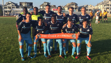 Nor'easters' 20th home opener ends in 2-0 loss to rival Reading United (VIDEO)