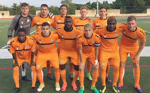 Nor'easters comeback falls short in road loss at Lehigh Valley United