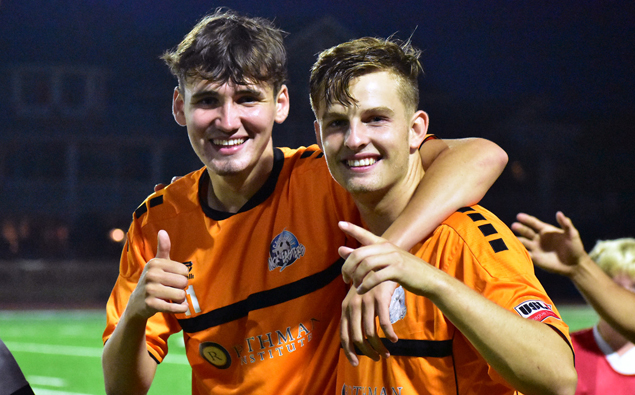 The Beach House wins: Nor'easters hit jackpot with 4-0 win over Atlantic City FC