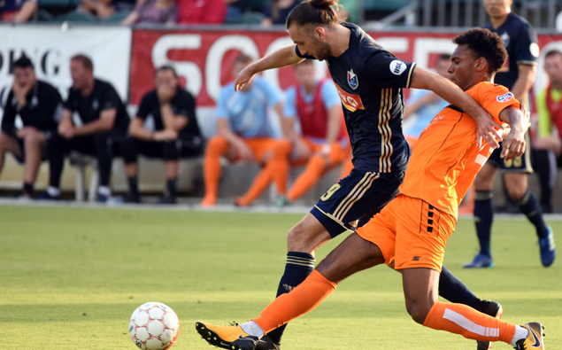 Nor'easters' US Open Cup run ends at North Carolina FC in Third Round (VIDEO)