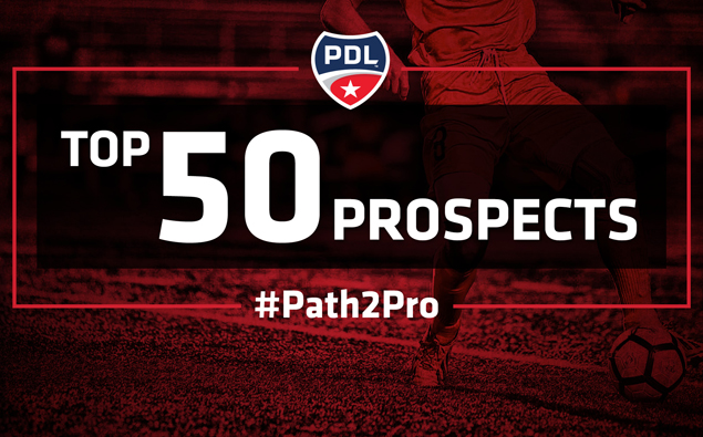 UPDATED: Two Nor'easters ranked among PDL's top pro prospects