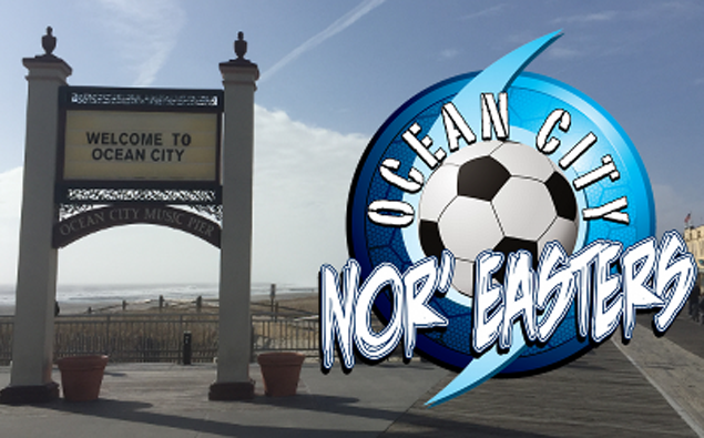 Ocean City Nor'easters announce 2019 USL League Two schedule